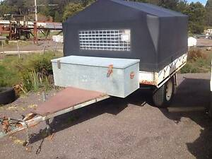 trailer with canopy Zeehan West Coast Area Preview