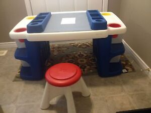 Lego Table / Crafts table