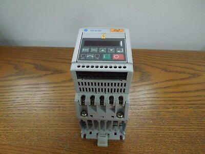 Allen Bradley 160-ba02nsf1p1 34hp 460vac Variable Speed Drive Used