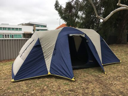 OZtrail Sunrise 6 tent & tent in Perth Region WA | Camping u0026 Hiking | Gumtree Australia ...