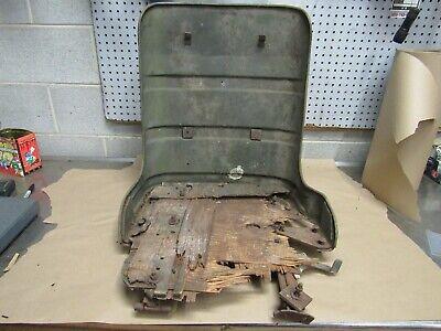 Used, Dodge * M37 Driver seat frame original (BB2