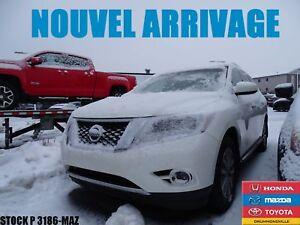 2015 Nissan Pathfinder  SV AWD DÉMARRAGE SANS CLÉ 7PLACES MAG SI