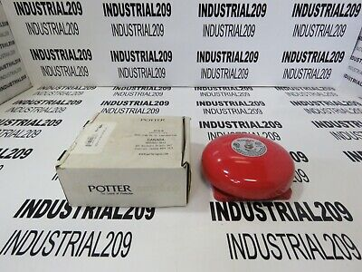 Potter Amseco Bell Mba-6-24 6 24v New In Box
