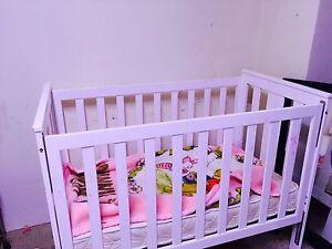 Bed with mattress for sale (children) Parramatta Parramatta Area Preview