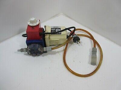 Chem-tech Metering Pump 100007 Pulsafeeder 100psi Tr 60 Day Warranty
