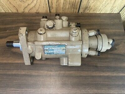 Used Stanadyne De24355958 Fuel Injection Pump John Deere Re518167
