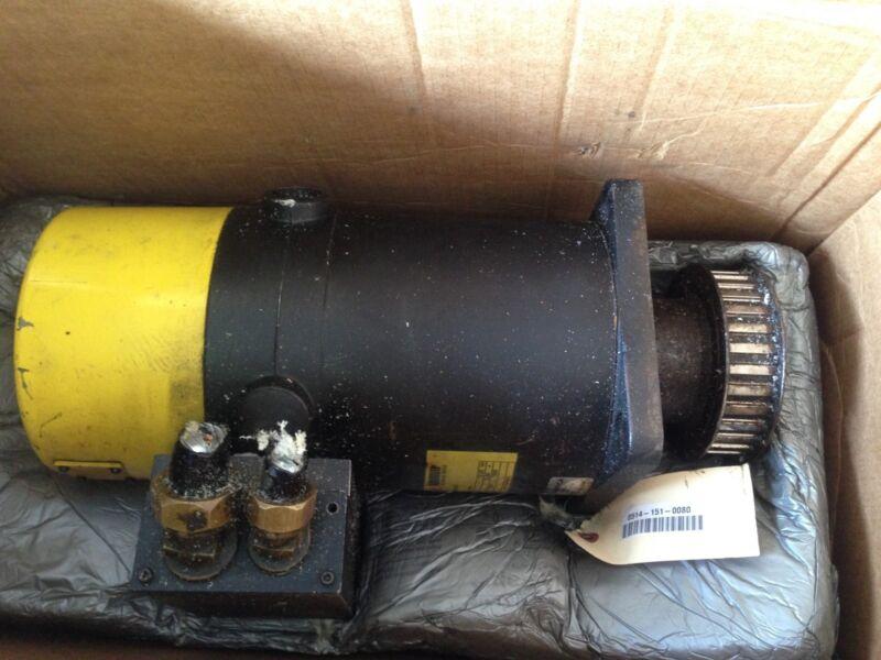 Used Fanuc A06b-0657-b012-r Dc Servo Motor, Fanuc 10m, 165 Vdc, 1500 Rpm Bk