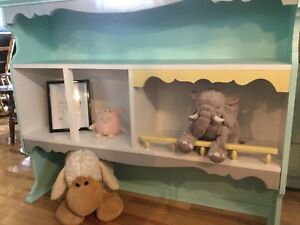 Great kids room furniture - kids shelf
