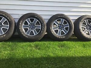 18' 275-65-18 FORD F150 FX4 BRAND NEW $1400 FIRM
