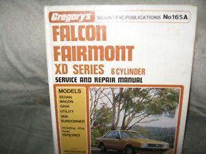 Xd falcon workshop manual gumtree australia free local classifieds fandeluxe Gallery