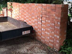 Brittains solid red bricks Scarborough Redcliffe Area Preview
