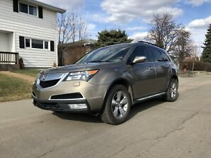 2011 Acura MDX Tech - Low mileage - No claims!