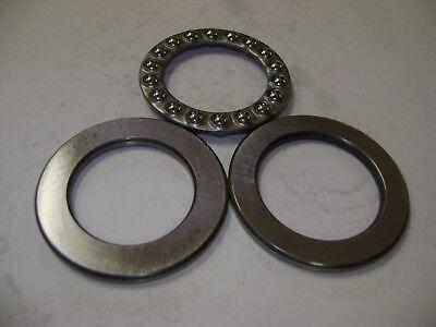 51106 Axial Thrust Ball Bearing 30mm X 47mm X 11mm 30x47x11 Frd99