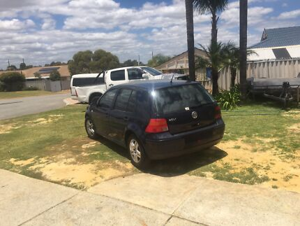Vw Golf 2003 Manual Licensed price drop today $2200 not neg