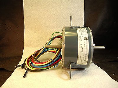 NEW GE CARRIER 5KCP39CGG493BS HC33CB116B 1/12 HP 115V ROOM AIR CONDITIONER MOTOR