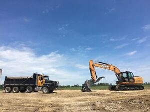 Excavation and demolition services