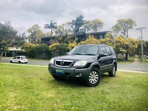 Mazda Tribute Luxury S/Wagon Automatic