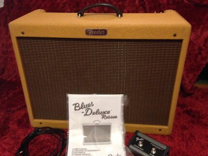Fender Blues Deluxe 40w Guitar Amplifier