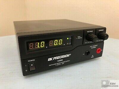 1688b Bk Precision Laboratory Grade Dc Switching Power Supply 1-18 V 0-20 A