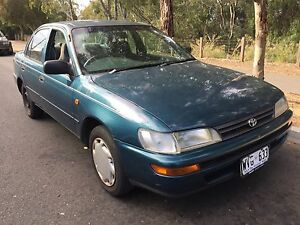 For sale 96 Toyota Corolla 1.8  sedan low km Marden Norwood Area Preview