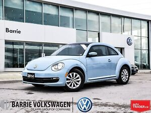 2014 Volkswagen Beetle TDI Comfortline/0.90% APRIL FINANCE/NO AC