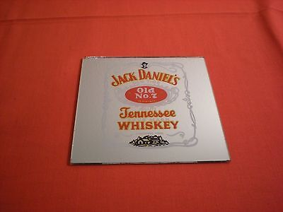 VINTAGE JACK DANIELS LOGO MIRROR  for sale  Shipping to Canada
