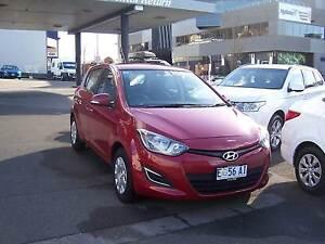 Popular 2014 Hyundai i20 - Automatic 5 Door Hatchback Hobart CBD Hobart City Preview