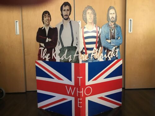The Who - The Kids Are Alright Display