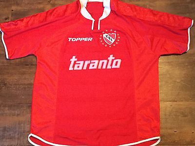 2003 Independiente Football Shirt Adults XL Argentina Camiseta image