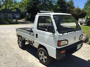 DOPE MINI TRUCK!! HONDA ACTY!!  Tons of extras! - Certified!