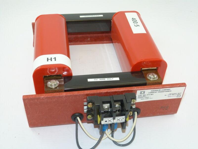 Square D 273-401 Current Sensor NEW