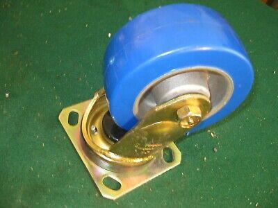 Bassick 5 X 2 Swivel Top Plate Caster 5-akl-s 900 Lb. Capacity