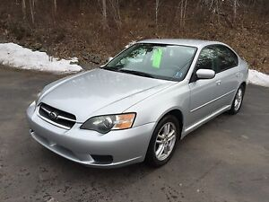 2005 Subaru Legacy All Wheel Drive