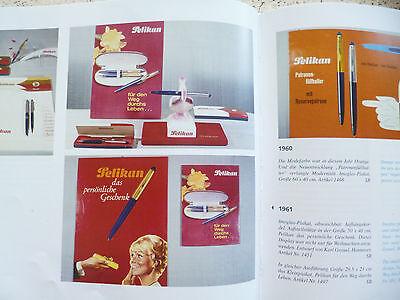 Buch Restauflage Pelikan Geschichte 1/2 Preis Werbung Email Schild Plakat Blech