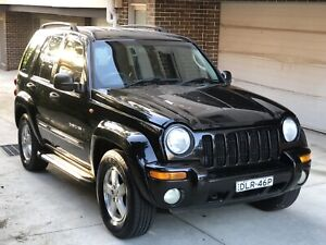 2003 Jeep cherokee LIMITED 4x4 ! 8 MONTHS REGO