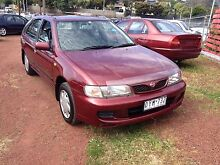 1998 Nissan Pulsar Hatchback Ferntree Gully Knox Area Preview