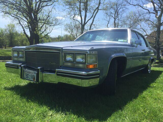 Imagen 1 de Cadillac Deville 4.1L…