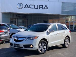 2015 Acura RDX TECH | 1OWNER | OFFLEASE | NOACCIDENTS | 3.4% |