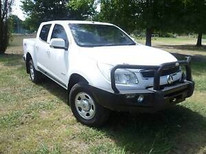2013 Holden Colorado LX, Ute,4X4,2.8 TURBO DIESEL. Holbrook Greater Hume Area Preview