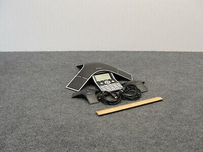 Polycom Soundstation Ip 7000 2201-40000-001 Conference Phone W Extendable Mics