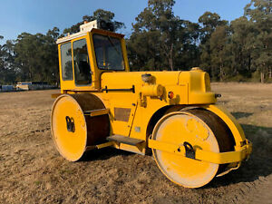 Aveling Barford DC014  Static Roller Londonderry Penrith Area Preview