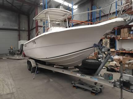 Sea Fox Centre Console Boat
