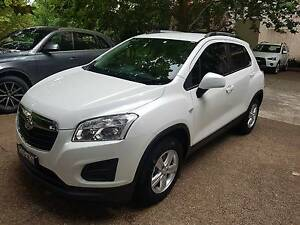 2013 Holden Trax Wagon Naremburn Willoughby Area Preview