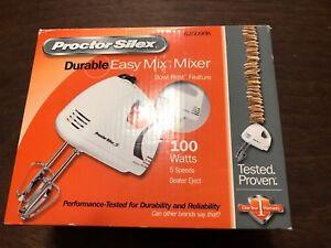 5-speed hand mixer