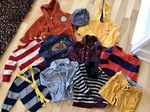 Lot de vêtements de garçon - 12-18 mois