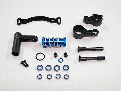 Rc8 Steering (NEW ASSOCIATED RC8B3.1 & RC8B3.1e Servo Saver Steering Bell RC8B3 RC8B3e)