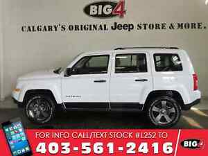 2017 Jeep Patriot Sport Altitude II | Demo | 4x4 | Heated Seats
