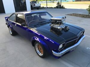1976 Holden LX Torana Supercharged 406 Ci Chev Small Block 723Hp Aspley Brisbane North East Preview