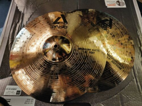 Paiste Alpha Brilliant 14