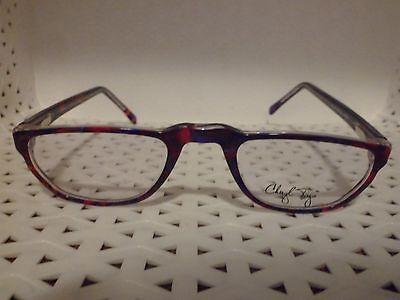 Cheryl Tiegs 120 by Welling Eyewear CT120 Vintage 80's Womens Eyeglasses  (TF2)@